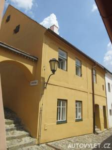 Dům Seligmanna Bauera Třebíč