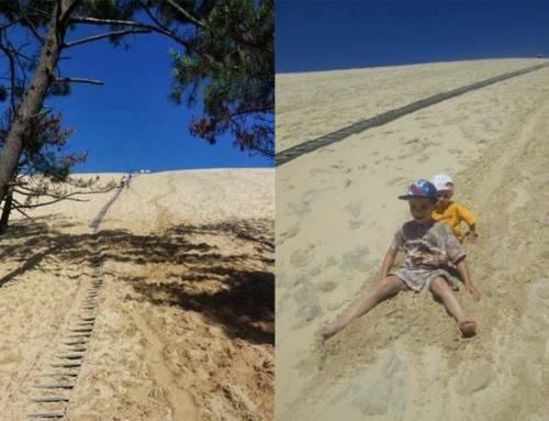 Kam v létě na dovolenou? Na největší dunu ve Francii
