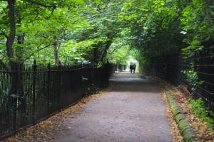 edinburgh water of leight walkway