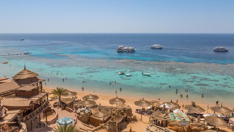 egypt dovolená 2017
