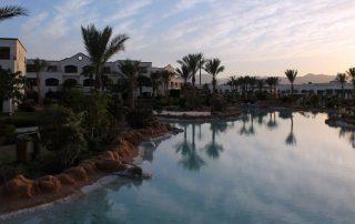 Egypt dovolená v říjnu u moře