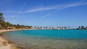egypt pláž moře
