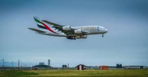 emirates letadlo