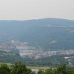 Erbenova vyhlídka Ústí nad Labem video