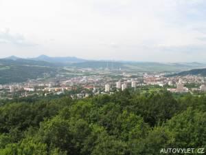 Erbenova vyhlídka Ústí nad Labem 3
