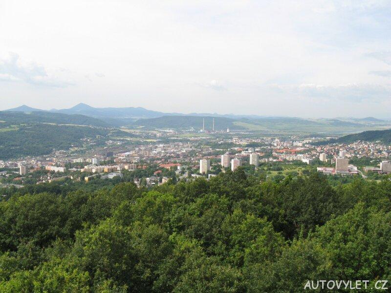 Erbenova vyhlídka - Ústí nad Labem 3