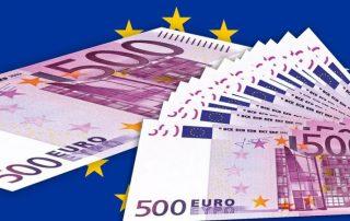 euro měna