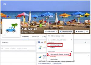 facebook autovylet.cz