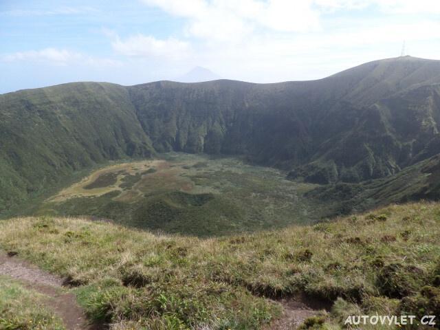 Faial Caldeira - Azorské ostrovy - Azory dovolená