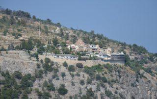 Fakultativní výlety Thassos Řecko