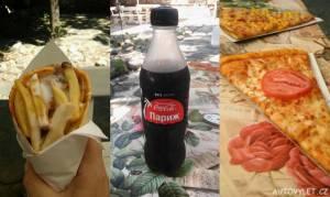 fast food koni jídlo nesebar bulharsko