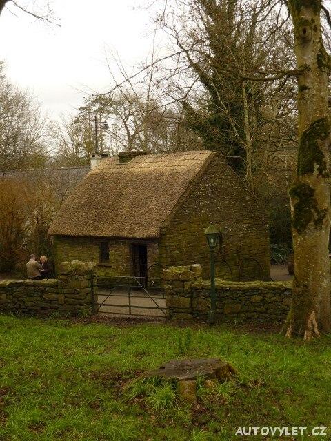 Folk Park (skanzen u hradu Bunratty)