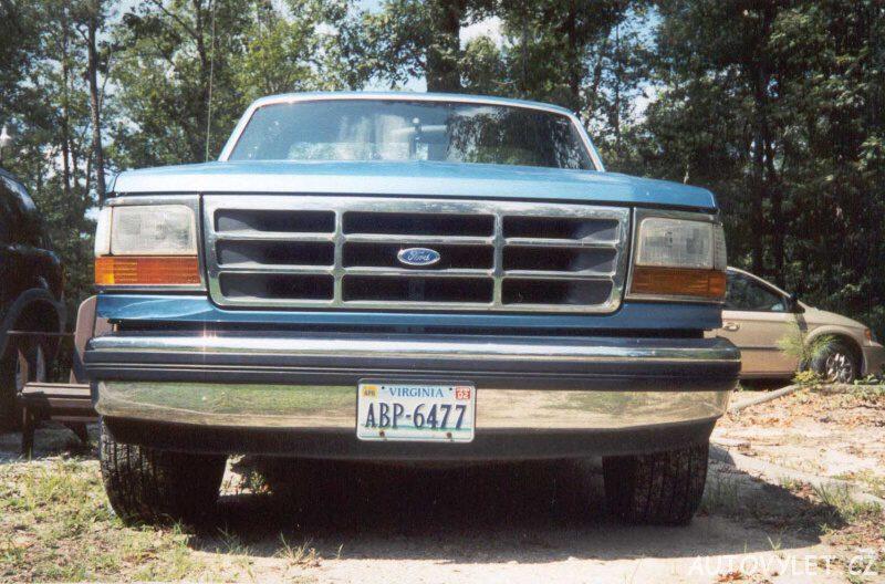 Ford Pickup - USA