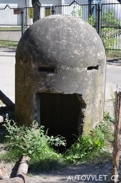 Fort Gerharda - vojenská pevnost Svinoústí Polsko 3