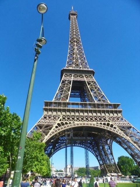 francie zájezd dovolená 2