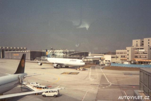 Frankfurth letiště