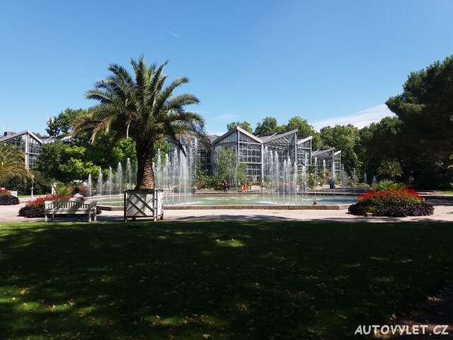 Palm Garden - Frankurth nad Mohanem