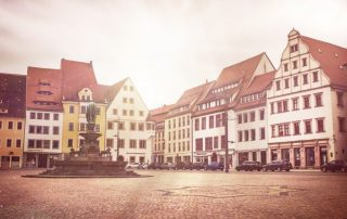 Freiberg Německo