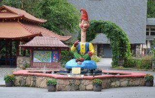 Freizeitpark Plohn - zábavní park Německo