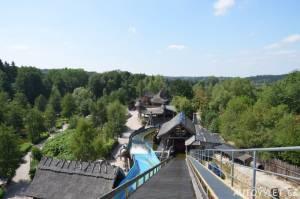 Freizeitpark Plohn - zábavní park Německo 02
