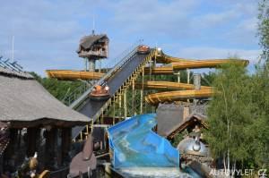 Freizeitpark Plohn - zábavní park Německo 03