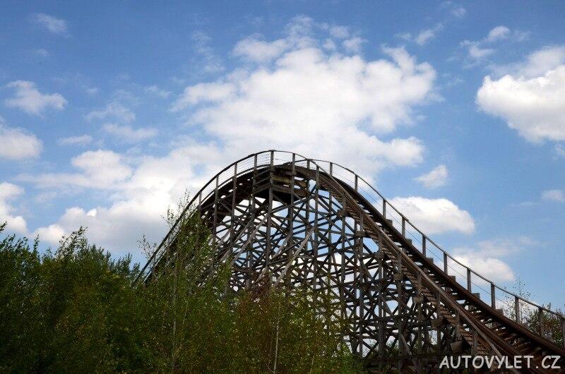 Freizeitpark Plohn - zábavní park Německo 05