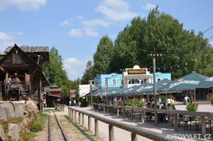 Freizeitpark Plohn - zábavní park Německo 07