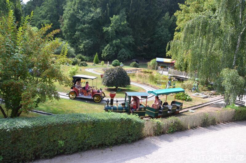Freizeitpark Plohn - zábavní park Německo 09