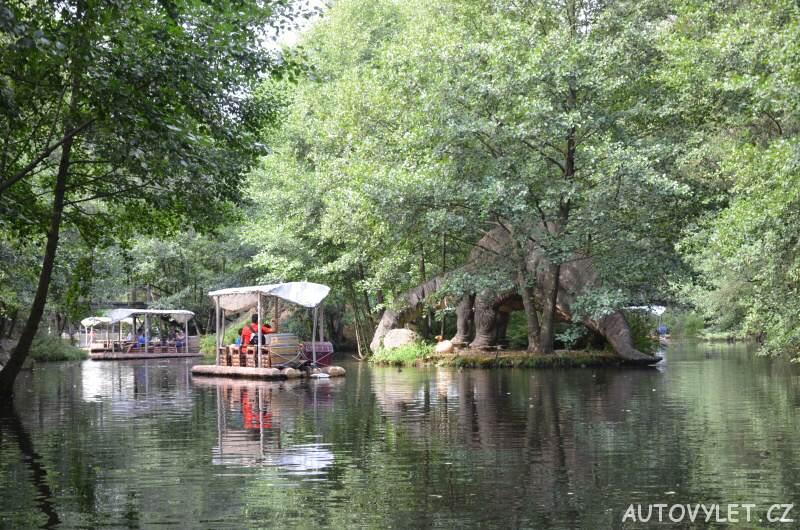Freizeitpark Plohn - zábavní park Německo 12