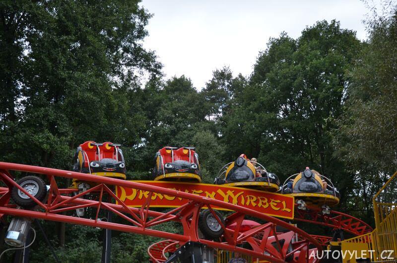 Freizeitpark Plohn - zábavní park Německo 17