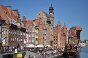 gdaňsk polsko
