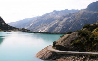 gelmersee jezero přehrada
