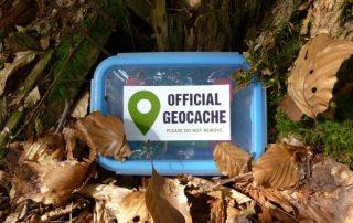 Geocaching - keška