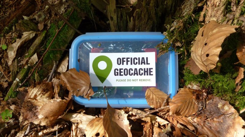 Geocaching - keška