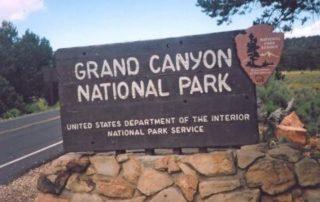 grand kanon národní park usa
