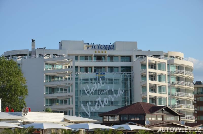 grand victoria hotel sunny beach bulharsko