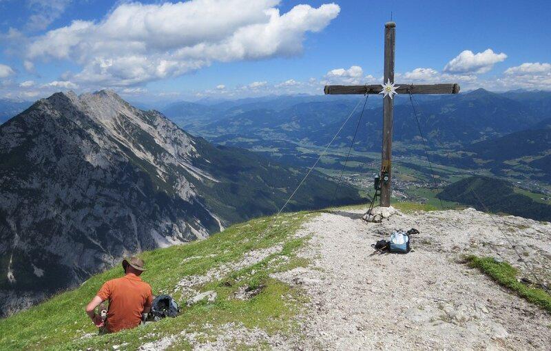 Gröbming Štýrsko Rakousko