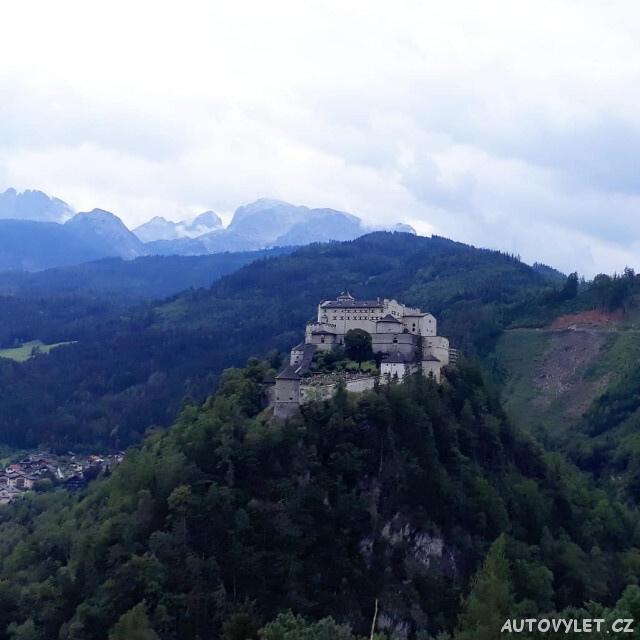 Gröbming Štýrsko Rakousko 4