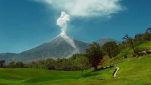 guatemala sopka