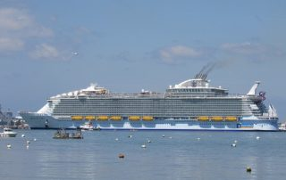 Harmony of the seas výletní loď po Karibiku