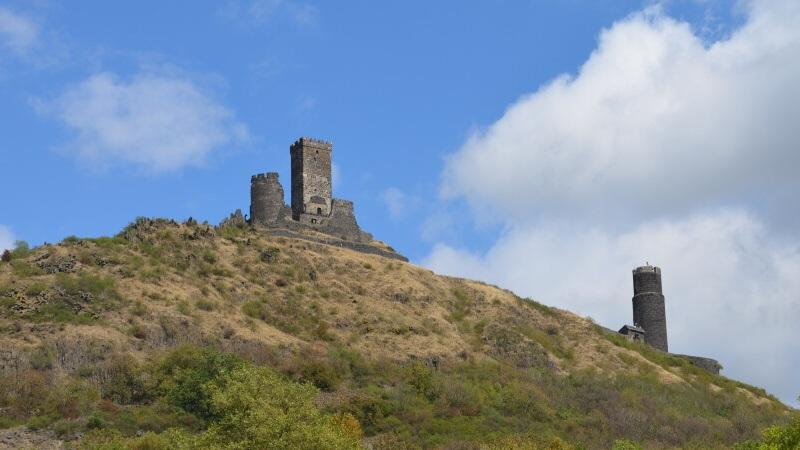 hazmburk zřícenina hradu
