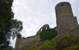 helfenburg hrad zřícenina