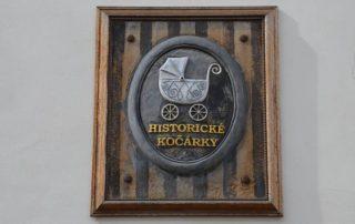 historické kočárky muzeum mělník