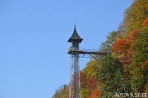 Historický výtah Bad Schandau Německo 3