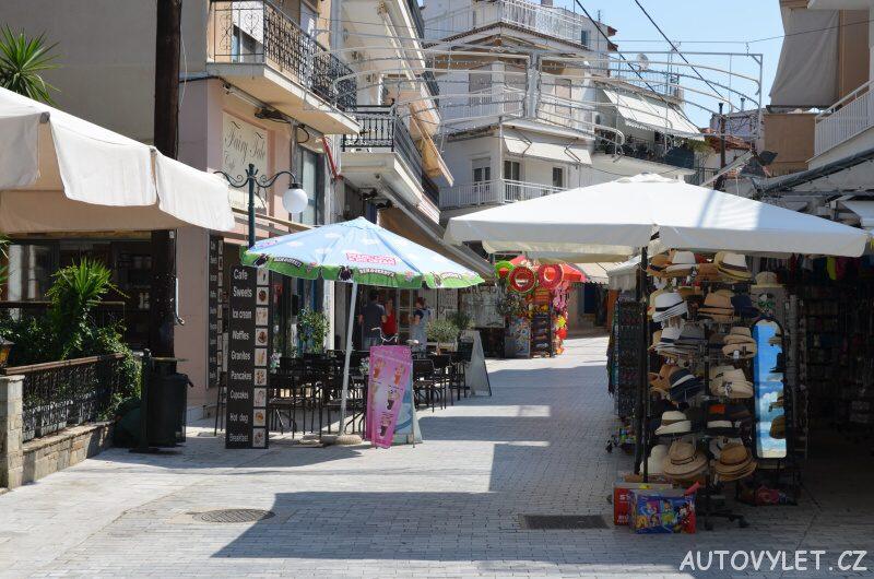 Hlavní město ostrova Thasos