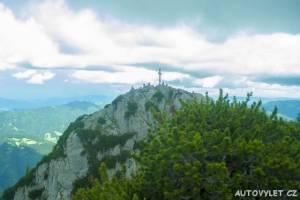 Hochlantsch Rakousko