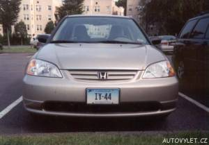 Honda auto - USA