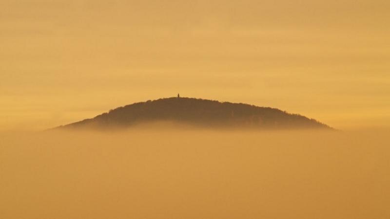 Hora Blaník - Vlašim