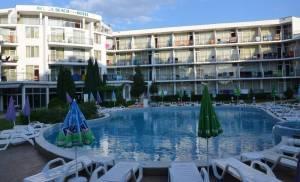 hotel avliga beach slunečné pobřeží bulharsko