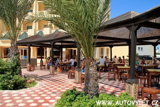 Hotel Blue Star Sirocco Beach Mahdie Tunis 04